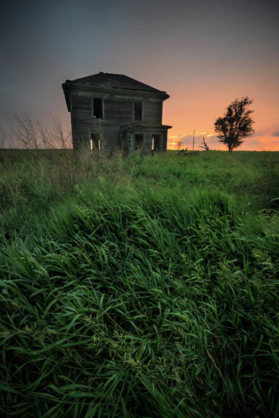 Wall Art - Photograph - Days Of Old by Aaron J Groen