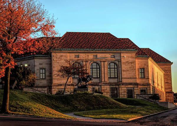 Photograph - Dayton Art Institute by Jack Wilson