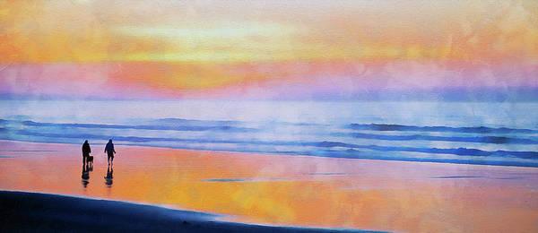 Painting - Daytona Beach - 03 by Andrea Mazzocchetti