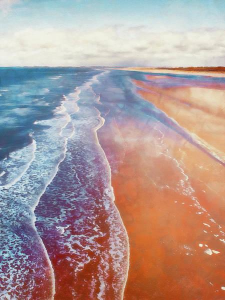 Painting - Daytona Beach - 05 by Andrea Mazzocchetti