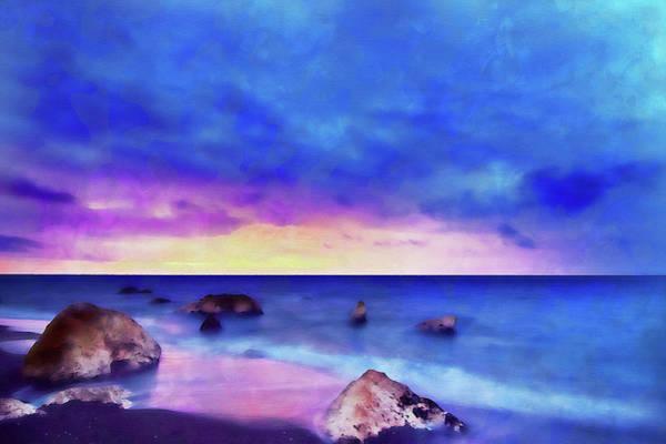 Painting - Daytona Beach - 08 by Andrea Mazzocchetti