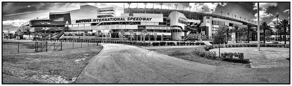 Wall Art - Photograph - Daytona International Speedway by Louis Ferreira