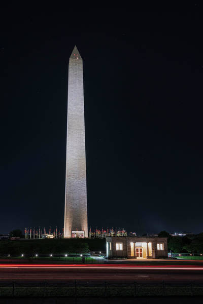 Wall Art - Photograph - Dc Nights by Robert Fawcett