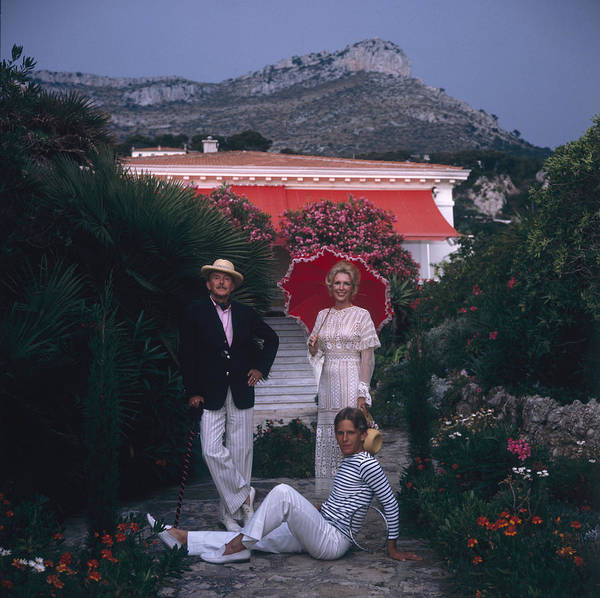 Wall Art - Photograph - De Rosieres by Slim Aarons