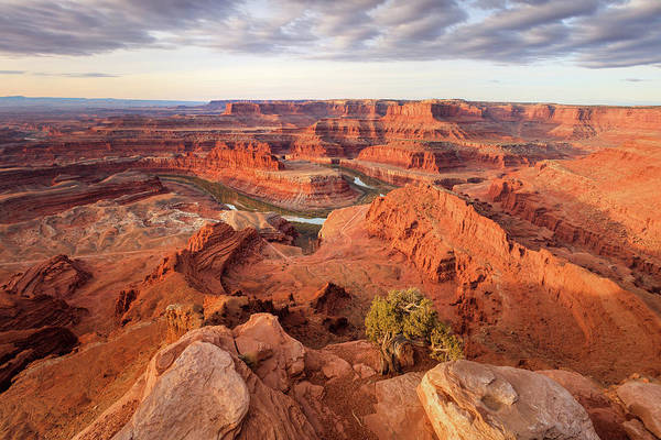 Grand Mesa Photograph - Dead Horse Point by Johnny Adolphson
