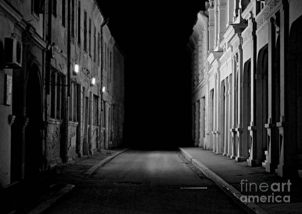 Photograph - Deadend Alley by Steven Liveoak