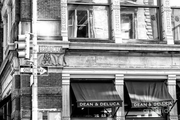 Photograph - Dean And Deluca New York City by John Rizzuto