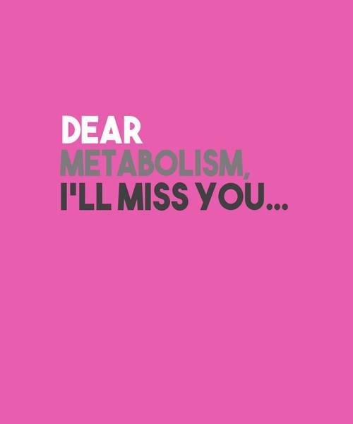Digital Art - Dear Metabolism by Shopzify
