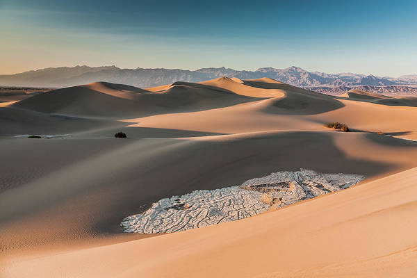 Great Sand Dunes National Park Photograph - Death Valley Dunes by Fibru Photography
