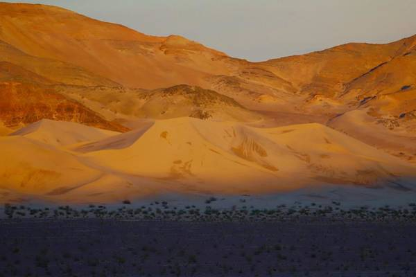 Photograph - Death Valley Morning by Sagittarius Viking