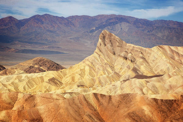 Wall Art - Photograph - Death Valley National Park IIi by Ricky Barnard