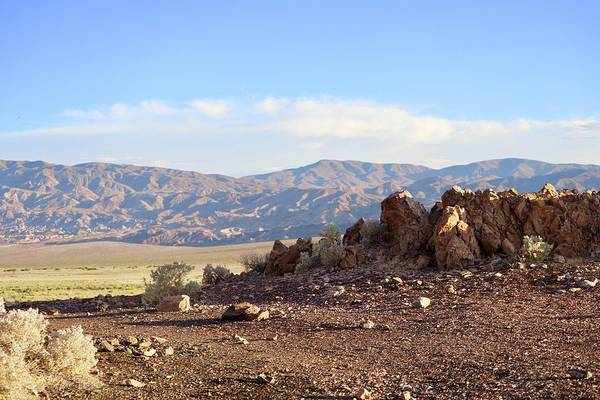 Photograph - Death Valley National Park by Sagittarius Viking