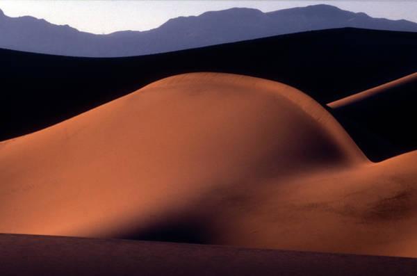 Great Sand Dunes National Park Photograph - Death Valley Sands National Monument by Lyle Leduc