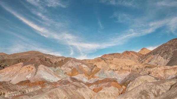 Us Southwest Photograph - Death Valley's Artist's Palette by Joseph Smith