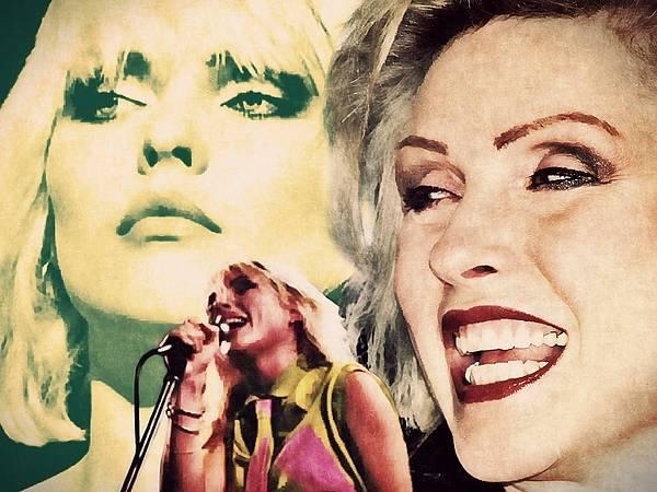 Blondie Digital Art - Deborah Harry by Mark Baranowski