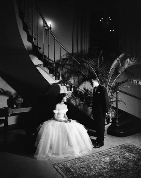 Matador Photograph - Debutante Ball by Eliot Elisofon