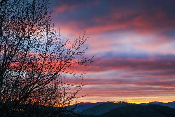 Photograph - December Dawn by Dale R Carlson