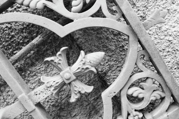 Photograph - Decorative Ironwork II by Helen Northcott