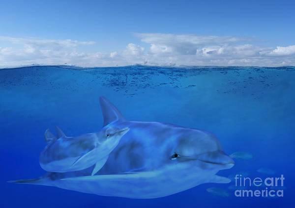 Reef Digital Art - Deep Devotion by John Edwards