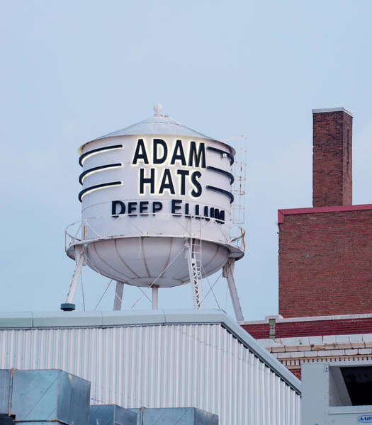 Photograph - Deep Ellum Adam Hats Dallas Texas 062219 by Rospotte Photography