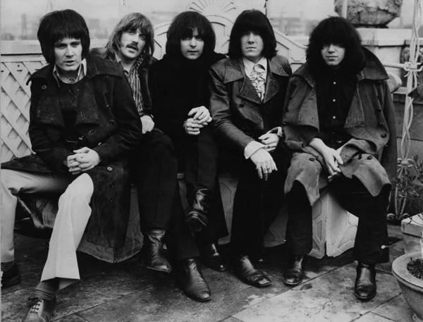 Wall Art - Photograph - Deep Purple by John Minihan