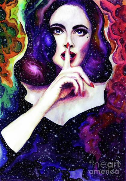 Wall Art - Painting - Deep Space #2 by Olesya Umantsiva