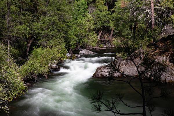 Photograph - Deer Creek Rocky Pool by Flyinghorsedesigncom Photography