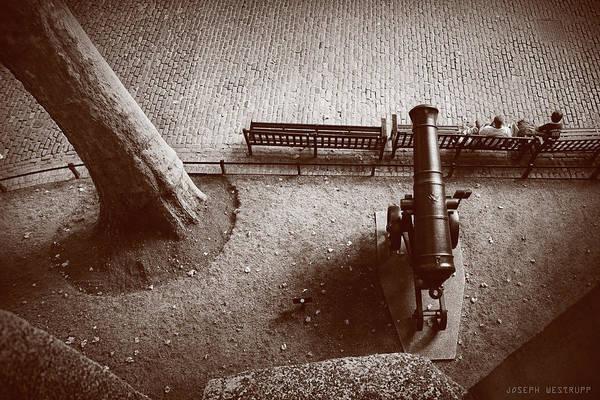 Shadow Digital Art - Defending London by Joseph Westrupp