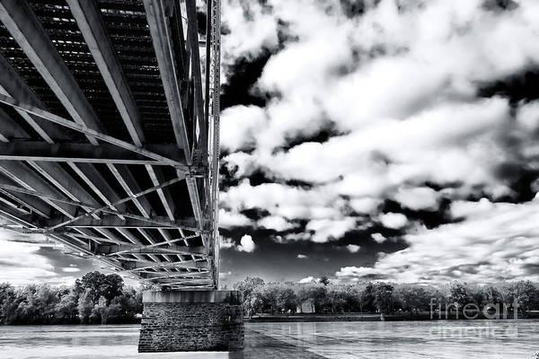 Delaware State Park Wall Art - Photograph - Delaware River At Washington Crossing by John Rizzuto