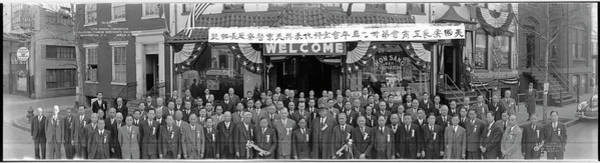 Wall Art - Photograph - Delegates To 37th Annual Convention by Fred Schutz Collection