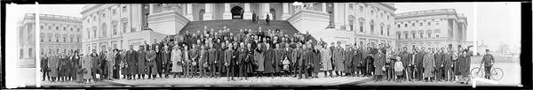 Delegation Photograph - Delegation From Norway & Sweden, United by Fred Schutz Collection