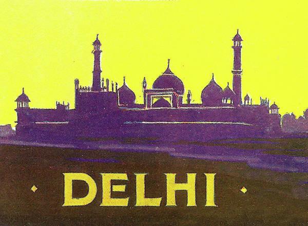 Capitol Digital Art - Delhi, India by Long Shot