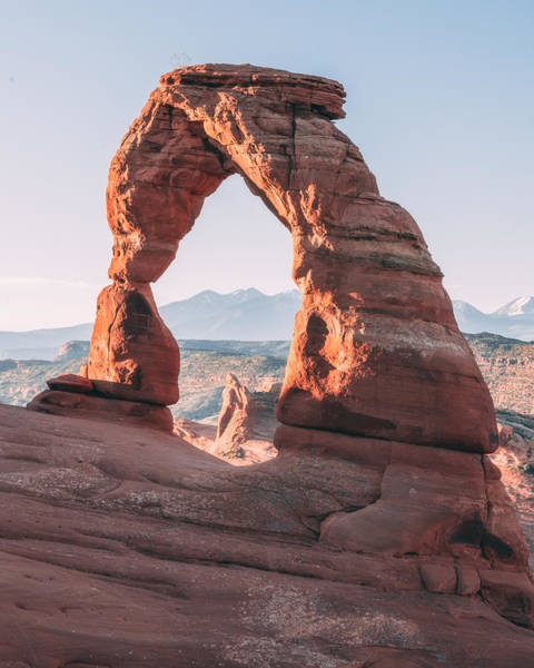 Wall Art - Photograph - Delicate Arch by Matt Suekel