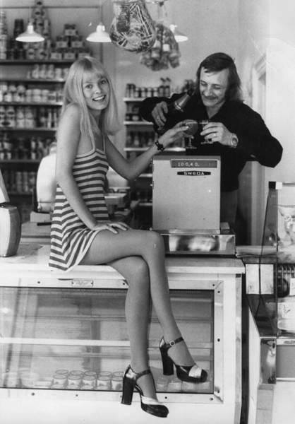 Delicatessen Photograph - Delicatessan Opens by Evening Standard