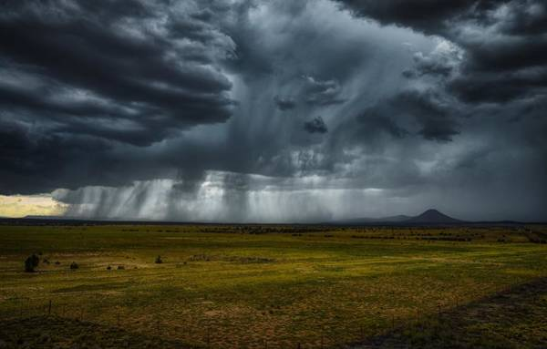 Wall Art - Photograph - Deluge In The Valley by Mountain Dreams