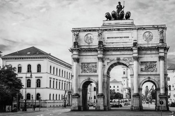 Photograph - Dem Bayerischen Heere by Borja Robles