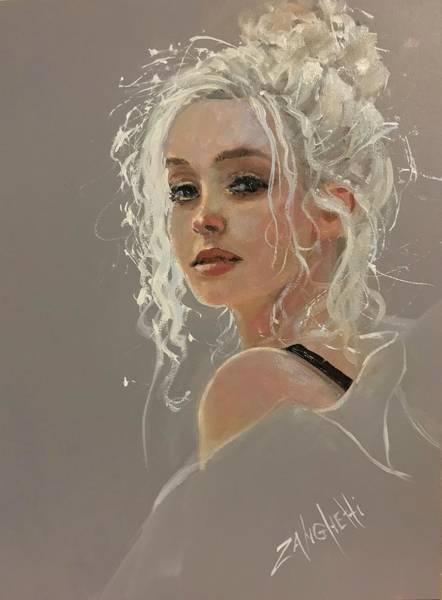 Seductive Painting - Demo 8 by Laura Lee Zanghetti