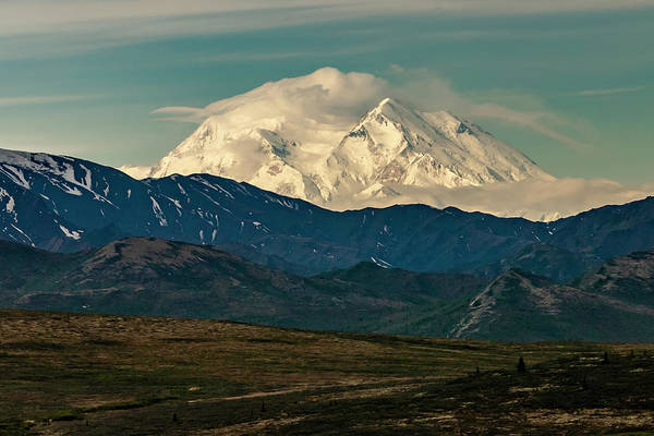 Wall Art - Photograph - Denali by Bill Gallagher