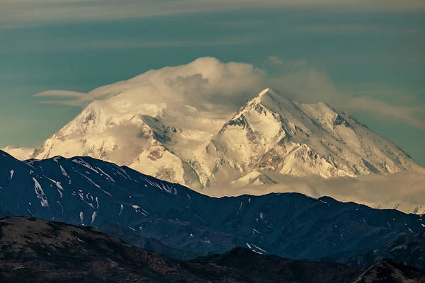 Wall Art - Photograph - Denali II by Bill Gallagher