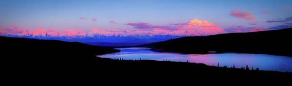 Wall Art - Photograph - Denali Sunset by N P S Jacob W Frank