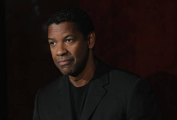 Carlton Hotel Photograph - Denzel Washington Attends The Taking Of by Sean Gallup
