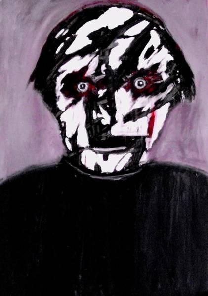 Painting - Depression by Katerina Apostolakou