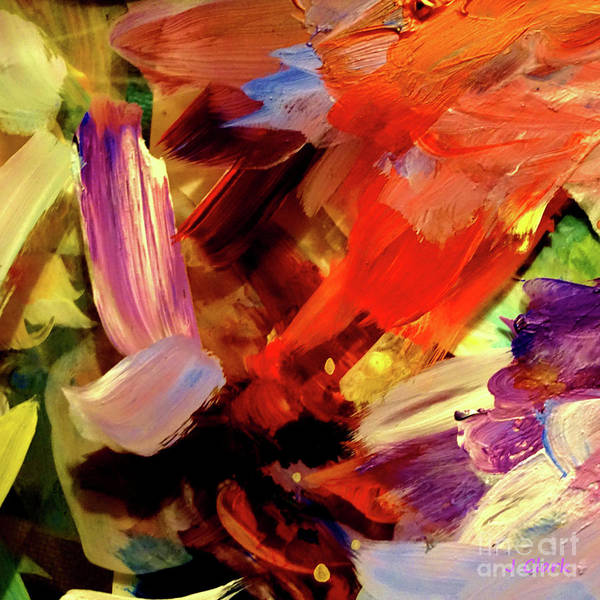 Post Modern Painting - Depth Of Color by John Clark