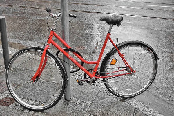 Photograph - Derby Cycle by JAMART Photography