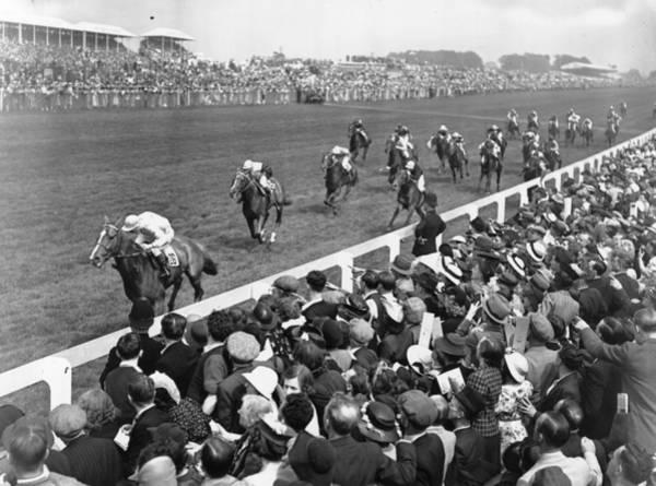 Epsom Derby Photograph - Derby Winner 1939 by David Savill