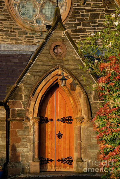 Photograph - Derry's St. Augustine's Church by Bob Phillips