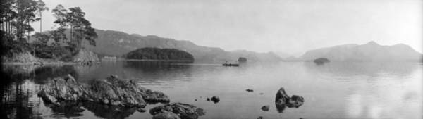 Wall Art - Photograph - Derwent Water by Alfred Hind Robinson