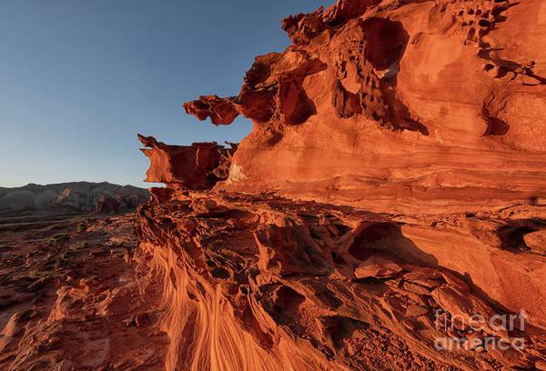 Wall Art - Photograph - Desert Gargoyles by Mike Dawson