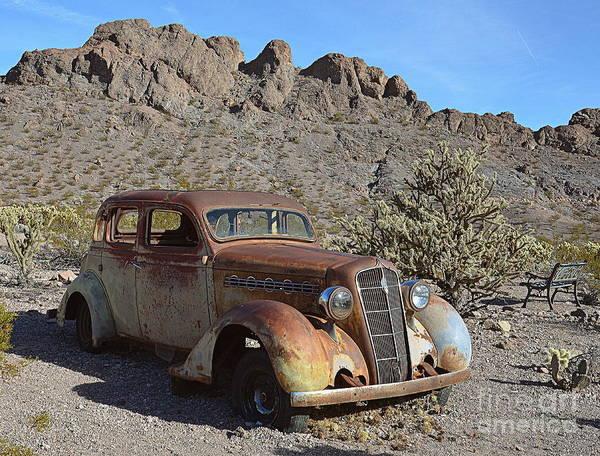 Wall Art - Photograph - Desert Hideaway by Tru Waters