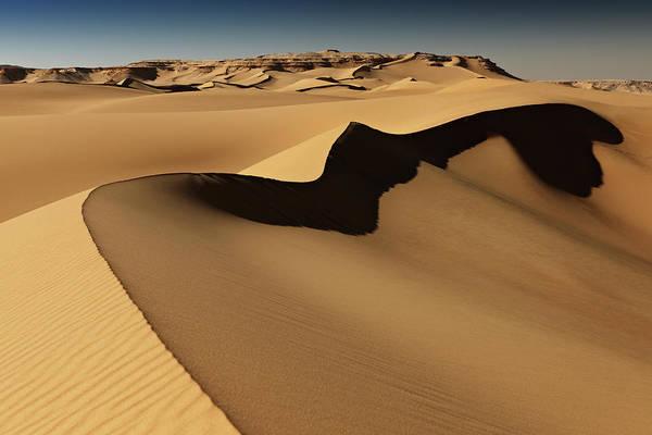 Sand Photograph - Desert Landscape, Sand Dunes, Western by Juergen Ritterbach